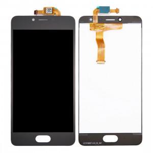 iPartsAcheter Meizu Meilan A5 LCD écran + écran tactile Digitizer Assemblée (Noir) SI518B358-20