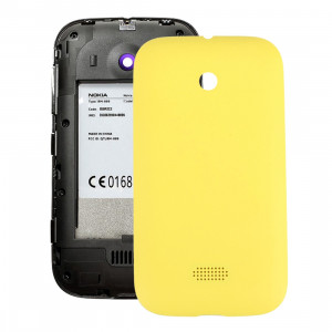 iPartsAcheter pour Nokia Lumia 510 Couverture Arrière de la Batterie (Jaune) SI90YL547-20