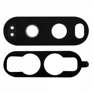 iPartsAcheter pour LG V20 Lentille Caméra Arrière avec Adhésif (Noir) SI881B1376-20