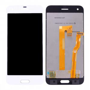 iPartsAcheter pour HTC One A9s écran LCD + écran tactile Digitizer Assemblée (Blanc) SI000W424-20