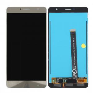iPartsAcheter pour Asus ZenFone 3 Deluxe / ZS550KL Z01FD écran LCD + écran tactile Digitizer Assemblée (or) SI014J1544-20