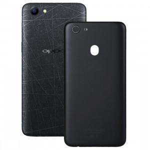 Couverture arrière pour Oppo A73 / F5 (Noir) SC77BL1186-20