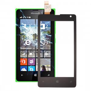iPartsBuy pour Microsoft Lumia 435 écran tactile Digitizer Assemblée (Noir) SI53BL1486-20