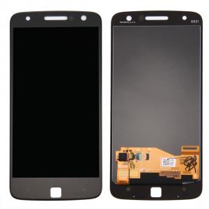 iPartsAcheter pour Motorola Moto Z LCD écran + écran tactile Digitizer Assemblée (Noir) SI04BL179-20