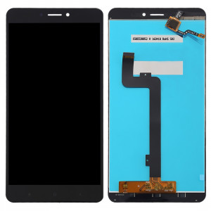 Écran LCD et numériseur Assemblée complète pour Xiaomi Mi Max 2 (noir) SH508B1207-20