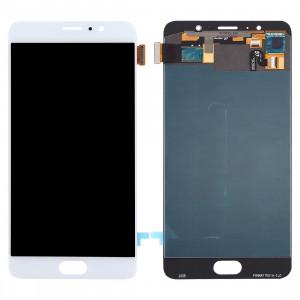 iPartsAcheter Meizu Pro 6 Plus LCD écran + écran tactile Digitizer Assemblée (Blanc) SI637W267-20