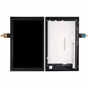 iPartsBuy Lenovo YOGA Tab 3 10 pouces / YT3-X50F LCD Affichage + écran tactile Digitizer Assemblée (Noir) SI43BL1193-20