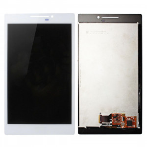 iPartsAcheter pour Asus ZenPad 7.0 / Z370 / Z370CG écran LCD + écran tactile Digitizer Assemblée (Blanc) SI63WL1307-20