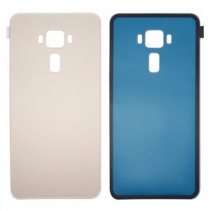 iPartsAcheter pour ASUS ZenFone 3 / ZE552KL 5,5 pouces en verre arrière couvercle de la batterie (or) SI71JL575-20