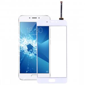 iPartsBuy Meizu M5 Remarque / Meilan Note 5 Écran Tactile Digitizer Assemblée (Blanc) SI992W142-20