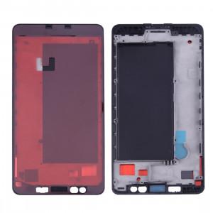 iPartsAcheter pour Microsoft Lumia 950 avant boîtier LCD Cadre lunette (noir) SI005B1764-20
