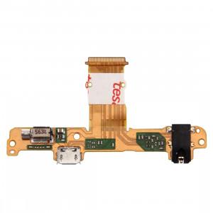 iPartsAcheter Huawei MediaPad 10 Link + / S10 Écouteur Jack Flex Câble et Port de Charge Câble Flex SI4114613-20