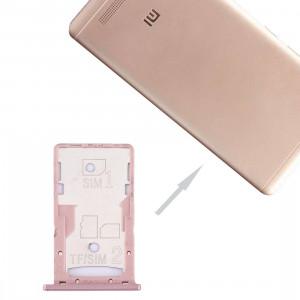 iPartsAcheter Xiaomi Redmi 4A Carte SIM et SIM / TF Plateau (Or Rose) SI25RG888-20
