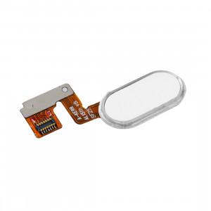 iPartsAcheter Meizu M3 Note / Meilan Note 3 Accueil Bouton / Capteur d'empreintes digitales Câble Flex (14 broches) (Blanc) SI422W1028-20