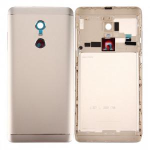 iPartsBuy Xiaomi Redmi Note 4X couvercle de la batterie arrière (or) SI02JL1052-20