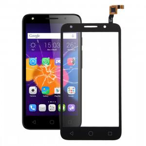 iPartsAcheter pour Alcatel One Touch Pixi 4 5.0 4G / 5045 écran tactile Digitizer Assemblée (Noir) SI508B676-20