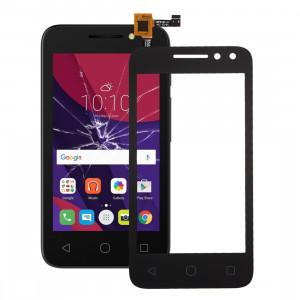 iPartsAcheter pour Alcatel One Touch Pixi 4 4.0 / 4034 numériseur écran tactile Assemblée (Noir) SI510B238-20