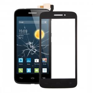 iPartsAcheter pour Alcatel One Touch Pop 2 4.5 / 5042 écran tactile Digitizer Assemblée (Noir) SI515B560-20