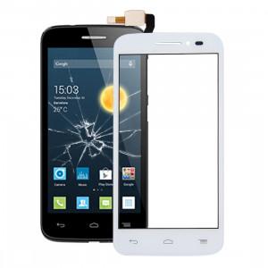 iPartsAcheter pour Alcatel One Touch Pop 2 4.5 / 5042 écran tactile numériseur Assemblée (Blanc) SI515W22-20
