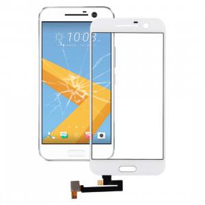 iPartsAcheter pour HTC 10 / One M10 Tactile Digitizer Assemblée (Blanc) SI520W798-20