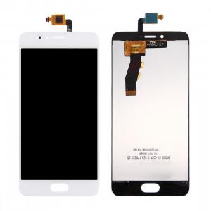 iPartsBuy Meizu M5s / Meilan 5s Écran LCD Original + Original Écran Tactile Digitizer Assemblée (Blanc) SI181W1604-20