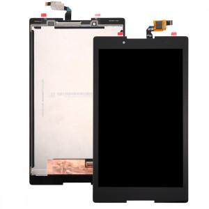 iPartsBuy Lenovo Tab 2 A8-50F / A8-50LC LCD Affichage + écran tactile Digitizer Assemblée (Noir) SI08BL178-20