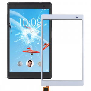 iPartsBuy Lenovo Tab4 8 Plus / TB-8704 numériseur d'écran tactile (blanc) SI418W1605-20