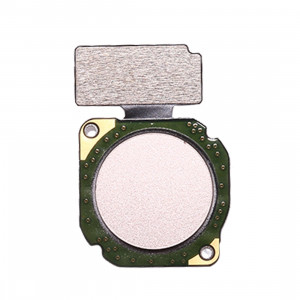 iPartsAcheter Huawei Enjoy 6 Capteur d'empreintes digitales Flex Cable (Rose) SI510F700-20