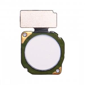 iPartsAcheter Huawei Enjoy 6 Capteur d'empreintes digitales Flex Cable (Blanc) SI510W1648-20