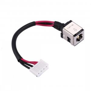 iPartsAcheter pour Asus K50 / P50 Câble d'alimentation Jack Connector Flex Cable SI56221888-20