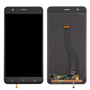 iPartsAcheter pour Asus ZenFone 3 Zoom / ZE553KL LCD écran + écran tactile Digitizer Assemblée (Noir) SI677B225-20