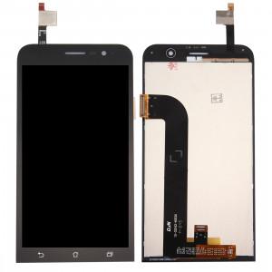 iPartsAcheter pour Asus ZenFone Go / ZB500KG écran LCD + écran tactile Digitizer Assemblée (Noir) SI78BL1458-20