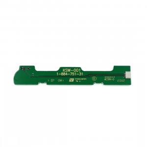 KSW-001 mettent hors tension le conseil de carte PCB de commutateur d'éjection pour PS3 Cech 3000 SK5993997-20