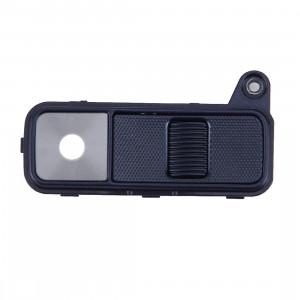 iPartsAcheter pour LG K8 Couverture de l'objectif de la caméra arrière + bouton d'alimentation + bouton de volume (noir) SI004B1471-20