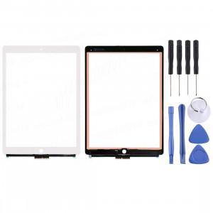 Écran tactile pour iPad Pro 12,9 pouces A1584 A1652 (Blanc) SH099W1709-20