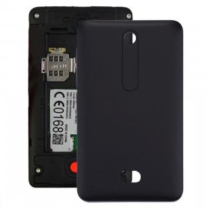 iPartsAcheter pour Nokia Asha 501 Cache Batterie Arrière (Noir) SI13BL195-20