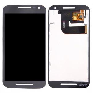 iPartsBuy LCD Écran + Écran Tactile Digitizer Assemblée pour Motorola Moto G (3ème génération) / XT1541 / XT1542 (Noir) SI501B901-20