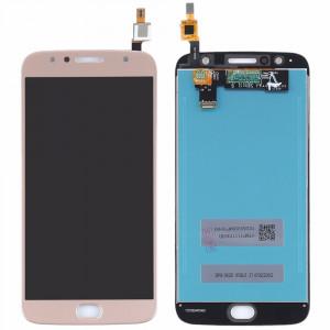 iPartsAcheter pour Motorola Moto G5S Plus Ecran LCD + Ecran Tactile (Or Rose) SI43RG345-20