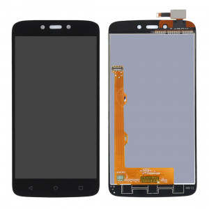 iPartsAcheter pour Motorola Moto C Plus Ecran LCD + Ecran Tactile (Noir) SI546B1256-20