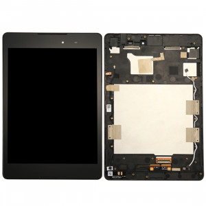 iPartsAcheter pour Asus Zenpad 3 8.0 / Z581KL LCD Écran + Écran Tactile Digitizer Assemblée avec Cadre (Noir) SI83BL720-20