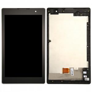 iPartsAcheter pour ASUS ZenPad C 7.0 / Z170C écran LCD + écran tactile Digitizer Assemblée avec cadre (Noir) SI86BL1955-20