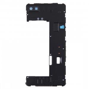 iPartsAcheter pour BlackBerry Z10 (version-2) panneau de lentille de caméra de logement de plaque arrière SI7007501-20
