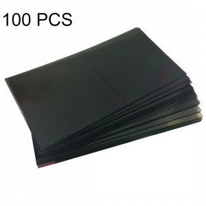 Films polarisants de filtre d'affichage à cristaux liquides de 100 PCS pour Sony Xperia Z1 SH74311911-20