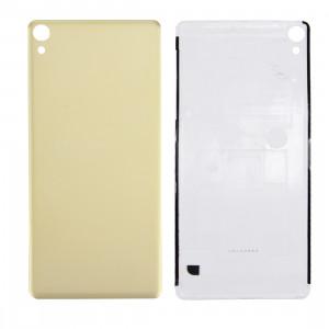 iPartsAcheter pour Sony Xperia XA Retour Couvercle de la batterie (Lime Gold) SI51JL273-20