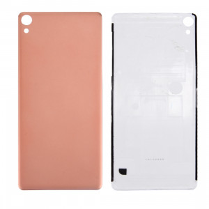 iPartsAcheter pour Sony Xperia XA Arrière Cache Batterie (Or Rose) SI1RGL529-20