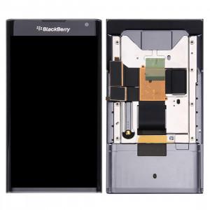 iPartsAcheter pour BlackBerry Priv écran LCD + écran tactile Digitizer Assemblée avec cadre (Noir) SI72BL1175-20