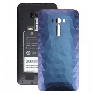 iPiècesAcheter pour Asus Zenfone Selfie / ZD551KL Version Cristal Diamant Original Retour Couvercle de Batterie (Bleu Foncé) SI41DL222-20