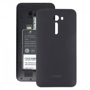 iPartsAcheter pour 5,5 pouces Asus Zenfone 2 Laser / ZE550KL couvercle arrière de la batterie d'origine (noir) SI42BL1443-20
