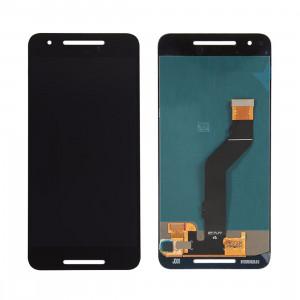 iPartsAcheter pour Google Nexus 6P LCD écran + écran tactile Digitizer Assemblée (Noir) SI652B1748-20