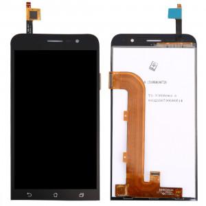 iPartsAcheter pour Asus Zenfone Go 5 pouces / ZB500KL LCD écran + écran tactile Digitizer Assemblée (Noir) SI01BL1812-20